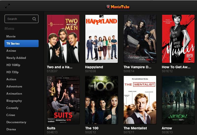 MovieTube sites like 123movies proxy